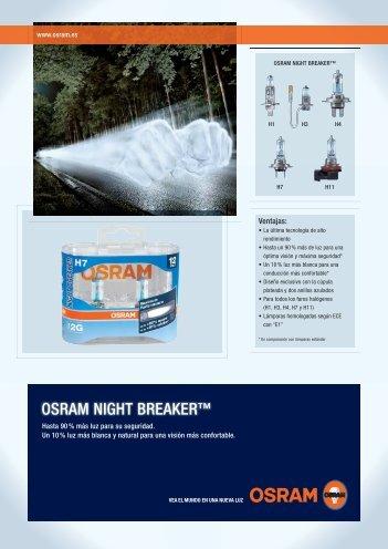 HOJA Night Breaker.indd - Osram