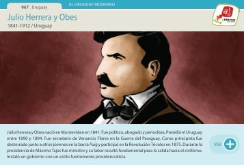 Julio Herrera y Obes - Manosanta