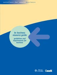 qprev_Resource Guide.qxd - Small Business BC