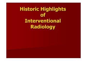 Vascular intervention