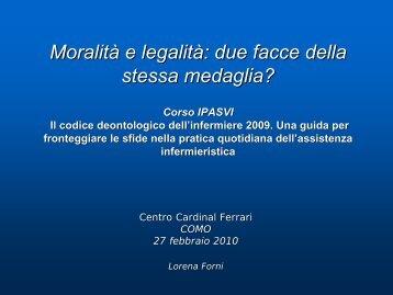 Dott.ssa Lorena Forni - Ipasvi
