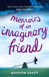 Memoirs of Imaginary Friend - Bookworld