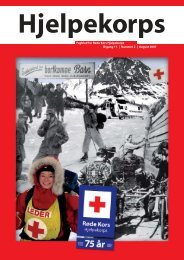 1/2007 - Røde Kors
