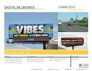 DIGITAL BILLBOARDS - CBS Outdoor