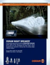 OSRAM NIGHT BREAKER® - Adach