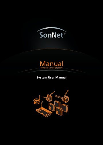 System User Manual - Sontay