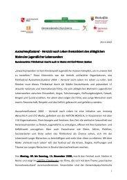 PM Mainz - Ausnahme Zustand
