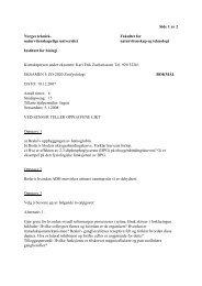 ZO2020 B.pdf - Institutt for biologi