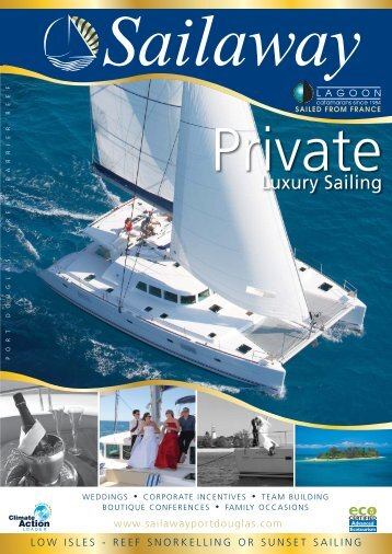 download our brochure - Sailaway