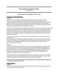 Q1 2013 - Electronic Transactions Association