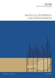 Fakten zu Österreich und seinen Banken - Jänner 2013