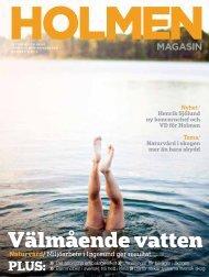 Holmen Magasin nr 2 2014