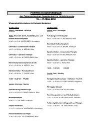 16. und 17. März 2012_vorläufig - Österreichische Gesellschaft für ...
