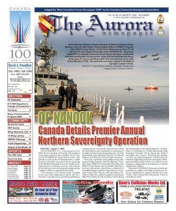 Dave's Collision Works Ltd. - The Aurora Newspaper