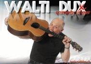 comedy singer - Walti Dux