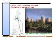 il ruolo della tecnologia nel progetto di architettura - Dipartimento di ...