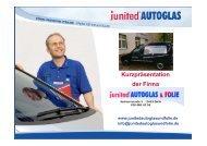 Spanien/Portugal - Italien - Benelux - Frankreich - junited Autoglas ...