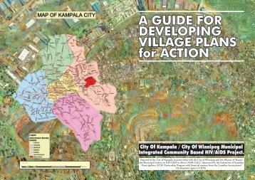 A GUIDE FOR DEVELOPING VILLAGE PLANS for ACTION - amicaall
