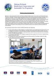 FULL STORY (PDF file) - Mekongwetlands.org