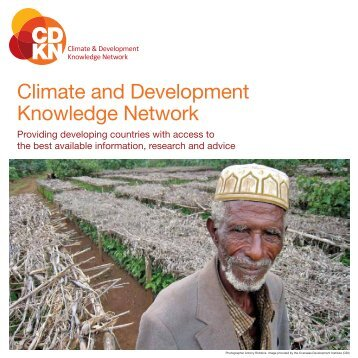 Climate and Development Knowledge Network - CDKN Global
