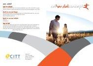 Brochure - CITT