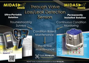 Troubleshooting Surveys Continuous Condition Monitoring ...