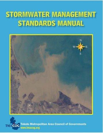 Stormwater Management Standards Manual - Toledo Metropolitan ...