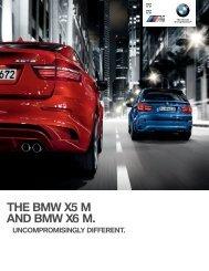 2012 BMW X5 X6 M Brochure.pdf - Irvine BMW