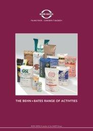 Download Delivery Programme - behn + bates