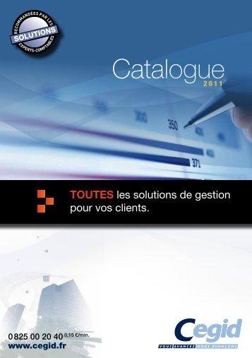 Catalogue 2011 - Cegid.fr