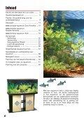 Zo richt ik mijn aquarium in - sera GmbH - Page 2