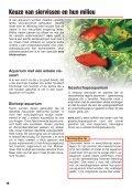 Zo richt ik mijn aquarium in - sera GmbH - Page 4