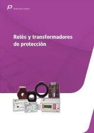 Relés y transformadores de protección - Circutor