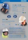 Kopf-, Gesicht- und Gehörschutz - PSA VERTRIEB - Seite 2