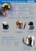 Kopf-, Gesicht- und Gehörschutz - PSA VERTRIEB - Seite 4