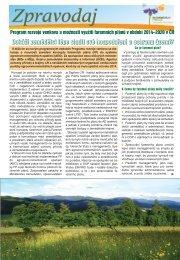Program rozvoje venkova a možnosti využití faremních plánů v ...