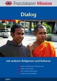 Dialog - Franziskaner Mission