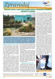 Bioplynové stanice a využití jejich produktů (nejen ... - Bioinstitut, o.p.s.