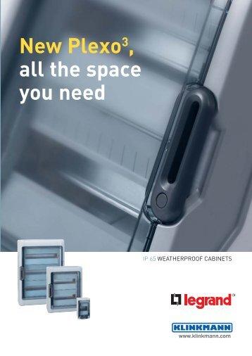 New Plexo3, all the space you need - Klinkmann.
