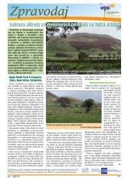 Ochrana přírody na modelových farmách ve Velké ... - Bioinstitut, o.p.s.