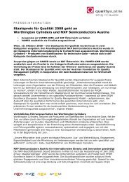 10. 081014_PM_Staatspreis QualitÀt - Gesundheits-Cluster