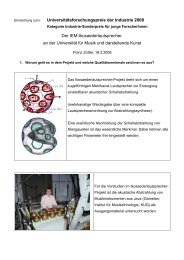to get the file - Institut für Elektronische Musik und Akustik
