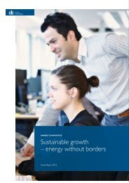 Download the 2012 Annual Report - Danske Commodities