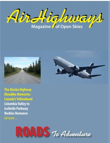 ROADSTo Adventure - Air Highways Magazine
