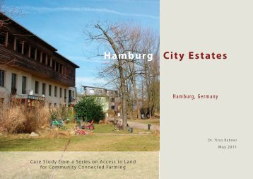 Hamburg City Estates - Forum Synergies