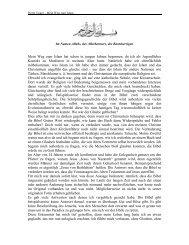 Pierre Vogel – Mein Weg zum Islam - Way to Allah