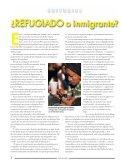 Refugiado o inmigrante? Por qué importa la diferencia - iripaz - Page 2