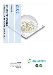 20121003+-+Catalogo+Farolas+Autonomas+Fotovoltaicas+LED+2012