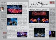 Eurovision Song Contest 2006 grandMA helps ... - MA Lighting