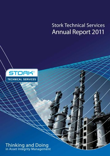 Annual Report 2011 - Stork Technical Services